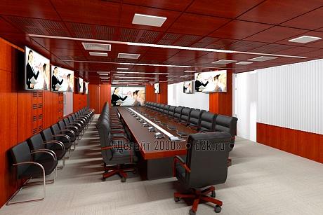 Трубная Металлургическая Компания: Модернизация конференц-зала
